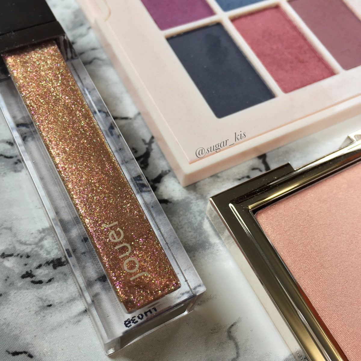 Jouer New Springtime In Paris: Review and Swatches.