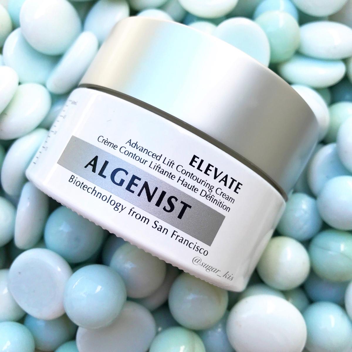 Algenist Elevate Contouring Cream Review.