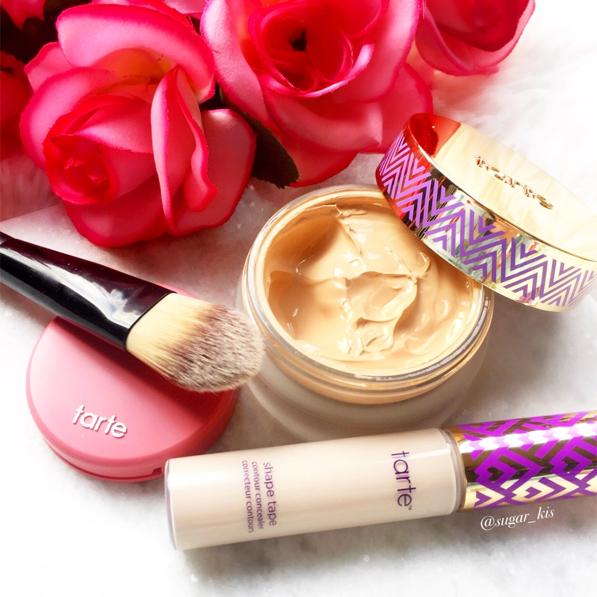 Tarte Empowered Hybrid Gel Foundation Review